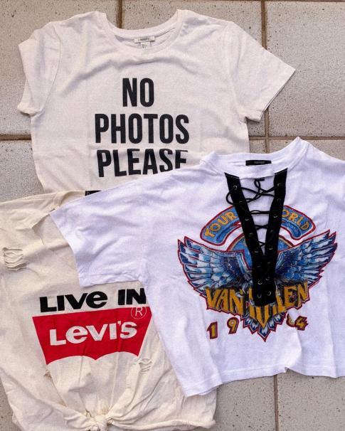 Peças que estarão disponíveis no Bazar. Foto: divulgação/Isabella Og