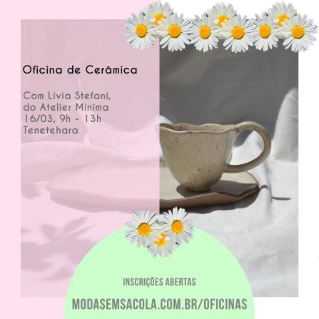 OFICINA DE CERÂMICA FEED